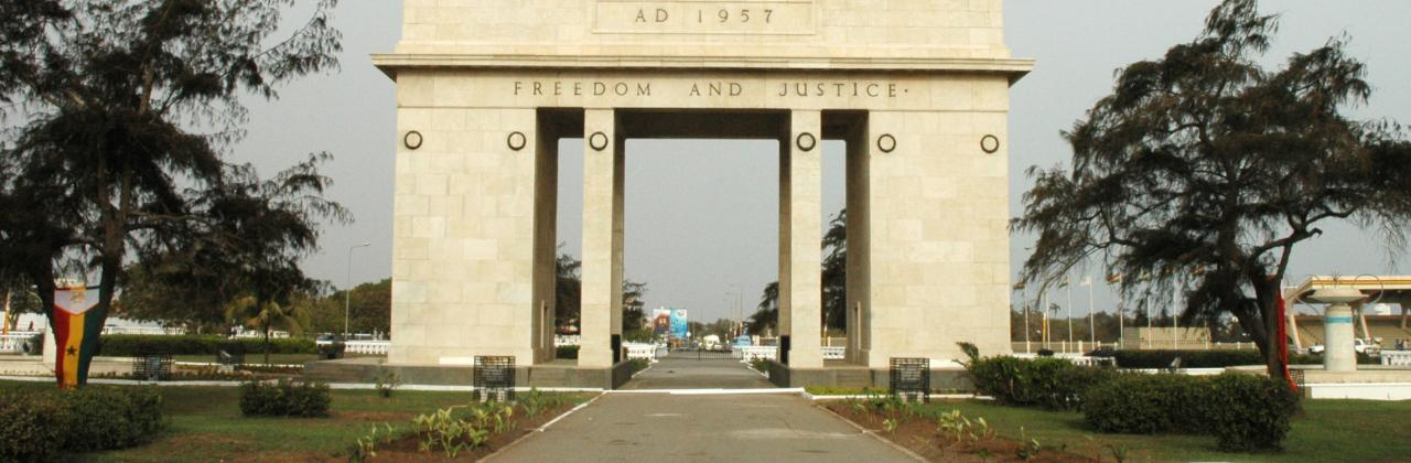 National Monument. National Monument in Accra